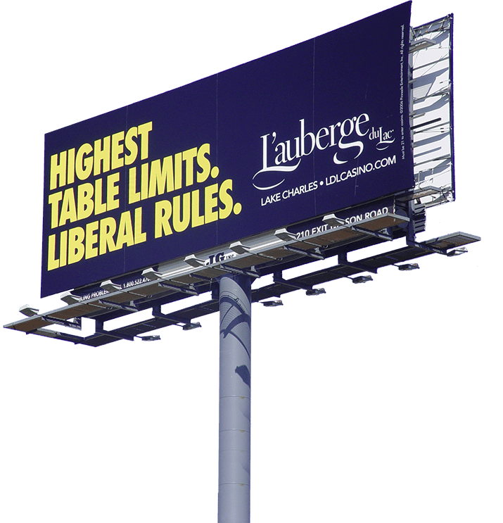 JGI Outdoor Billboards in Texas and Louisiana